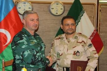 توافق ایران و آذربایجان برای لایروبی رودخانه آستاراچای