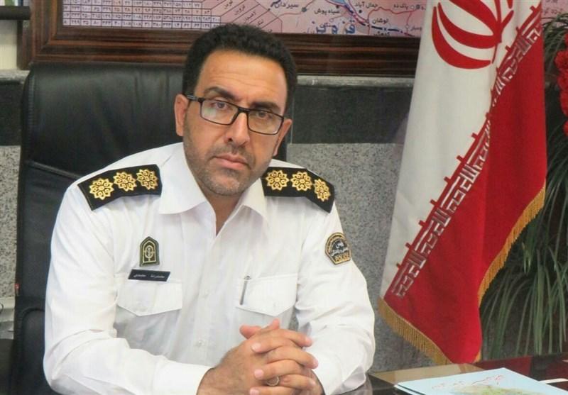 اعمال محدویت ترافیکی در مسیر ورزشگاه سردار جنگل رشت