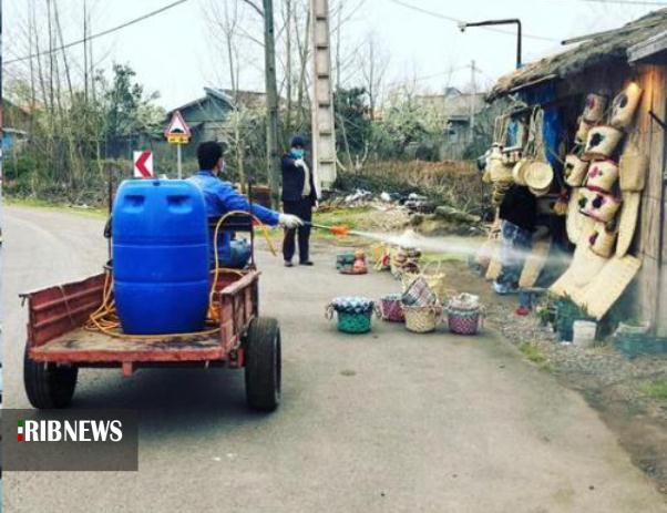 آمادگی شالیکاران گیلان برای کشت بذر امید در روزهای کرونایی
