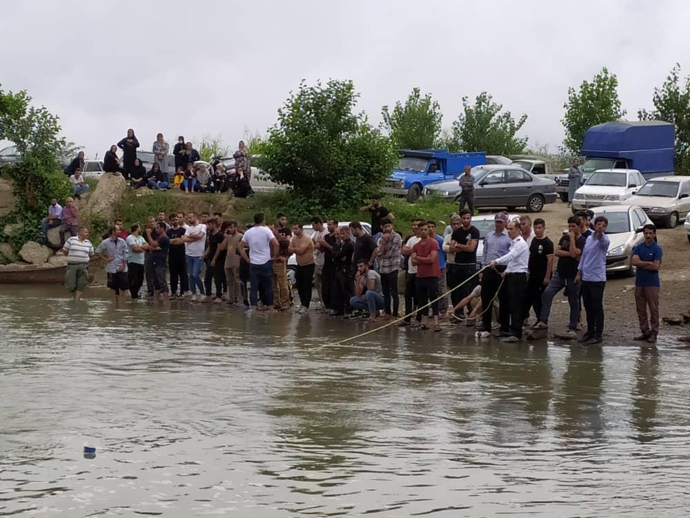 پیدا شدن جسد جوان غرق شده در رودخانه پسیخان