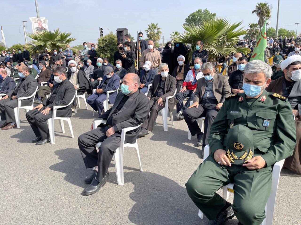 سردار حق بین از طراحان عملیات علیه داعش