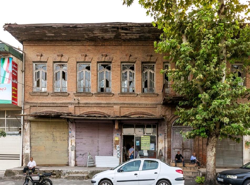 مدرسه رشیدی دانشسرای رشت، مدرسهای به قدمت قاجار