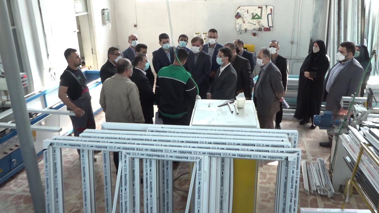 افتتاح دهکده کودک در رشت
