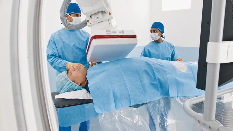 ورود نخستین دستگاه آنژیوگرافی مغز به گیلان